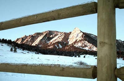 Flatirons - Hiking Colorado
